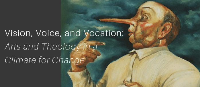 Vision, Voice, and Vocation_ Arts and Theology in a Climate for Change